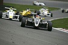 ADAC Formel Masters - Heimspiel für den Spitzenreiter