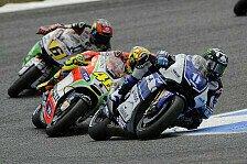 MotoGP - Spies mit Fehlern aber mehr Selbstvertrauen