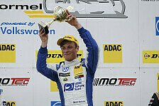ADAC Formel Masters - Kirchhöfer siegt erneut