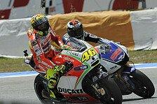 MotoGP - Rossis Rückkehr würde nicht stören