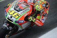 MotoGP - Ducati will Rossi für 2013 halten