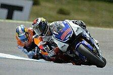 MotoGP - Lorenzo ist für Trockenheit gerüstet