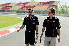 Formel 1 - Vettel rechnet mit vielen Stopps