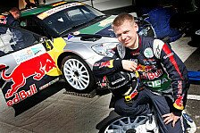 WRC - Hermann Gassner jun. startet in Deutschland