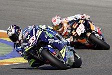 MotoGP - Valencia: Melandri holt den letzten Saisonsieg