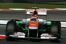 Formel 1 - Hülkenberg: Reifen sind doch nicht so schlimm