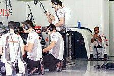 Formel 1 - Whitmarsh: Hamilton spendete Trost