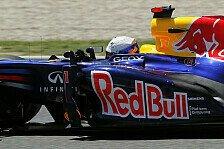Formel 1 - Vettel: Unterschied hart und weich enorm