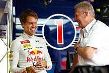Formel 1 - Marko: Pole ist die halbe Miete