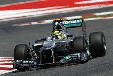 Formel 1 - Rosberg: Monaco liegt Mercedes