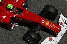 Formel 1 - Massa könnte auch 2013 im Ferrari sitzen