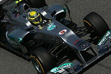Formel 1 - Rosberg hatte Maldonado nicht auf dem Radar
