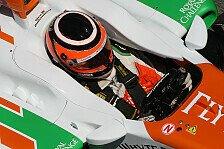Formel 1 - Hülkenberg muss 7.200 Euro blechen