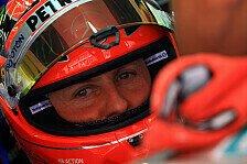 Formel 1 - Brawn: Schumacher hat ein gutes Jahr