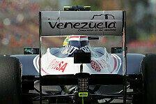 Formel 1 - Williams: Rückkehr unter die Top-Teams