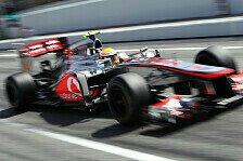 Formel 1 - Hamilton: Kein Frust über fehlenden Sieg