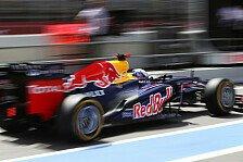 Formel 1 - Vettel: Reifen für das Rennen gespart