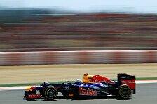 Formel 1 - Vettel: Nicht die Pace der Top-5