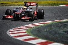 Formel 1 - Diesmal war Hamilton der McLaren-Reifenflüsterer