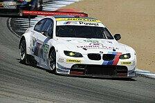 USCC - Laguna Seca: BMW Team RLL auf 3 und 4