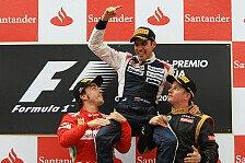 Formel 1 - Maldonados Traum: Weltmeister mit Williams