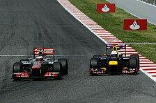 Formel 1 - Vettel betreibt Schadensbegrenzung