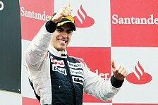 Formel 1 - Maldonado schließt weitere Siege nicht aus