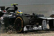 Formel 1 - Wolff: Senna-Gerüchte sind Blödsinn