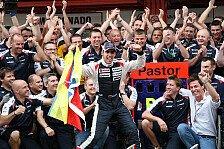 Formel 1 - Lauda: Eine der unglaublichsten Leistungen