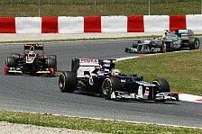 Formel 1 - Wolff: Rational war Sieg nicht zu erwarten