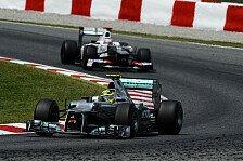 Formel 1 - Sauber möchte nach Mercedes greifen