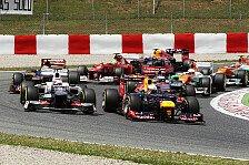 Games - Trailer zu F1 2012 veröffentlicht