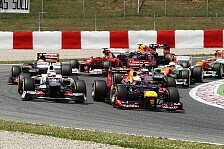 Formel 1 - Red Bull analysiert Webbers Flügelproblem