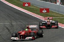 Formel 1 - Das Fahrerkarussell dreht sich schneller