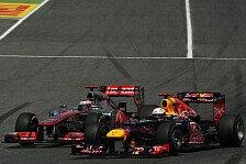 Formel 1 - Button: Vettel macht mir Angst