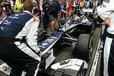 Formel 1 - Trendwende bei Williams?