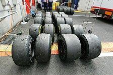 Formel 1 - Pirelli nennt Reifenwahl bis Silverstone