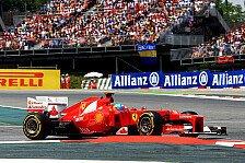 Formel 1 - Ferrari: Noch lange nicht am Ziel