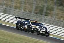Blancpain GT Serien - Reiter mit vier Piloten bei 24 Stunden von Spa