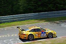 24 h Nürburgring - Training: Porsche in Front