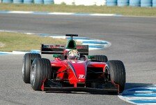 GP2 - Bilder: GP2 - Tests in Jerez (November)