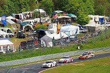 24 h Nürburgring - Top-40: Startplätze zu vergeben