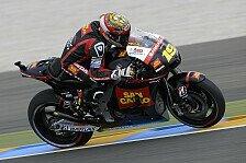 MotoGP - Bautista stürzte zur falschen Zeit