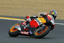 MotoGP - Pedrosa erobert Pole in Le Mans