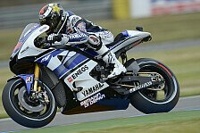 MotoGP - Lorenzo gelang keine perfekte Runde
