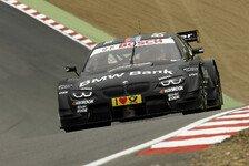 DTM - Spengler wieder bester BMW-Pilot