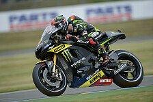 MotoGP - Dovizioso glücklich über Platz drei