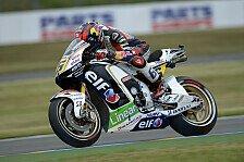 MotoGP - Bradl trotz Sturz zuversichtlich