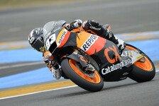 Moto2 - Marquez auf Moto2-Pole in Barcelona