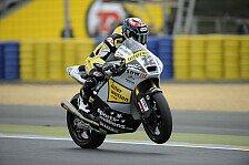 Moto2 - Lüthi holt Regensieg in Le Mans